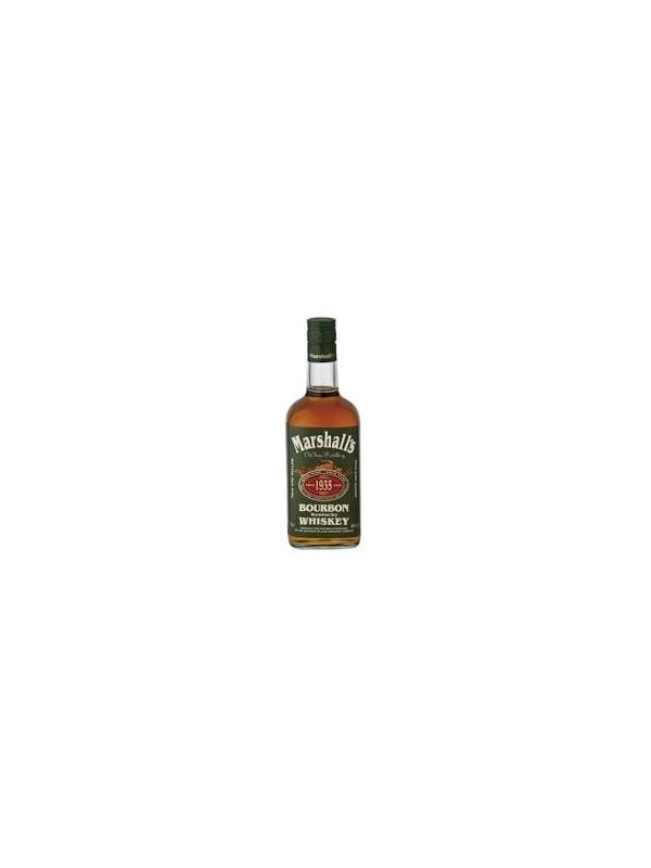 MARSHALLS BOURBON KENTUCKY 0.70 L. - Whisky de Kentucky