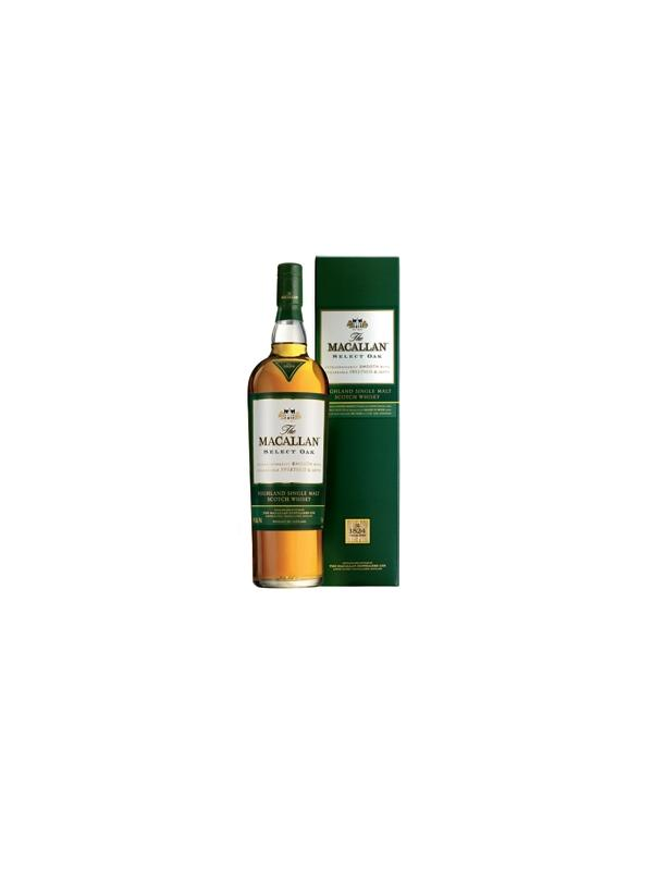 MACALLAN SELECT OAK 1 L. - Malt Whisky