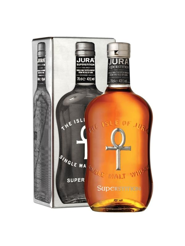 ISLE OF JURA SUPERSTITION 0,70 L. - Malt Whisky