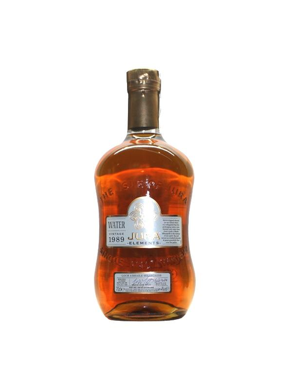 ISLE OF JURA WATER 1989 0,70 L. - Malt Whisky