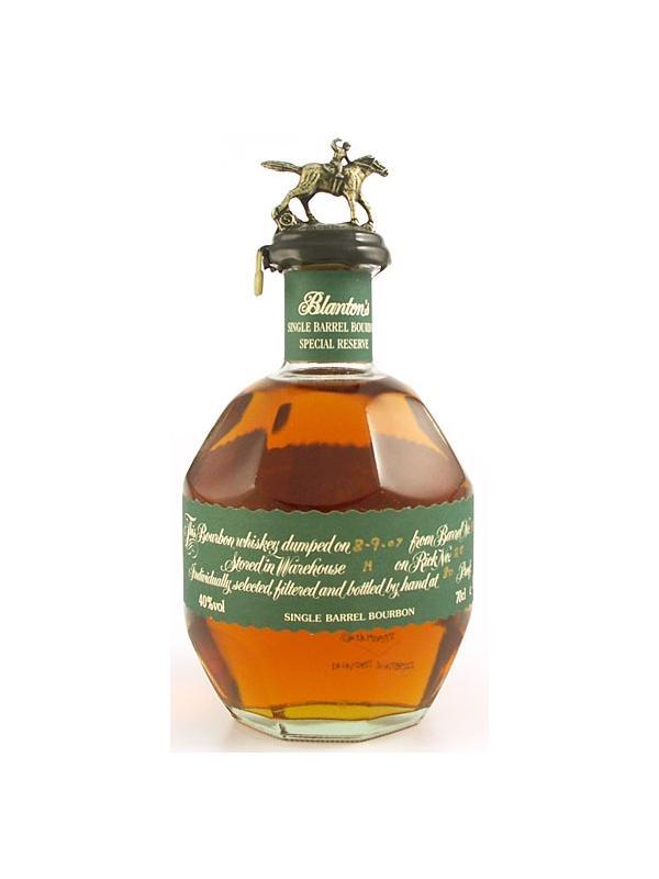 BLANTON´S SPECIAL RESERVE 0,70 L. - Bourbon