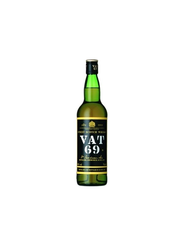 VAT 69 0,70 L. - Scotch Whisky