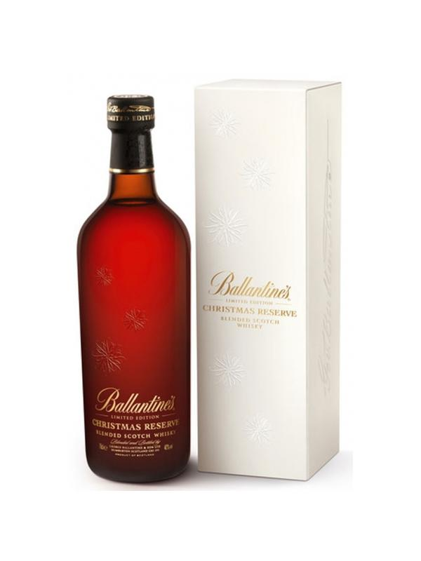 BALLANTINES CHRISTMAS RESERVE - Scotch Whisky