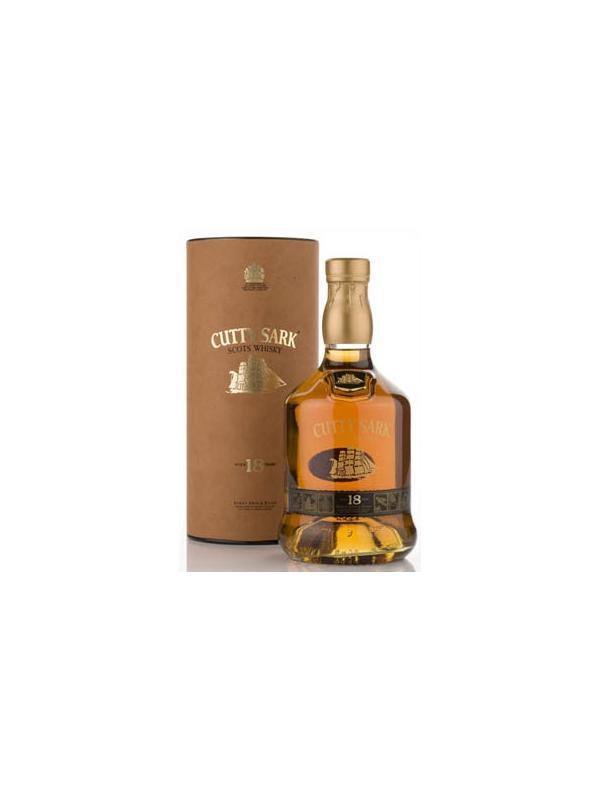 CUTTY SARK 18 AÑOS 0,70 L. - Scotch Whisky
