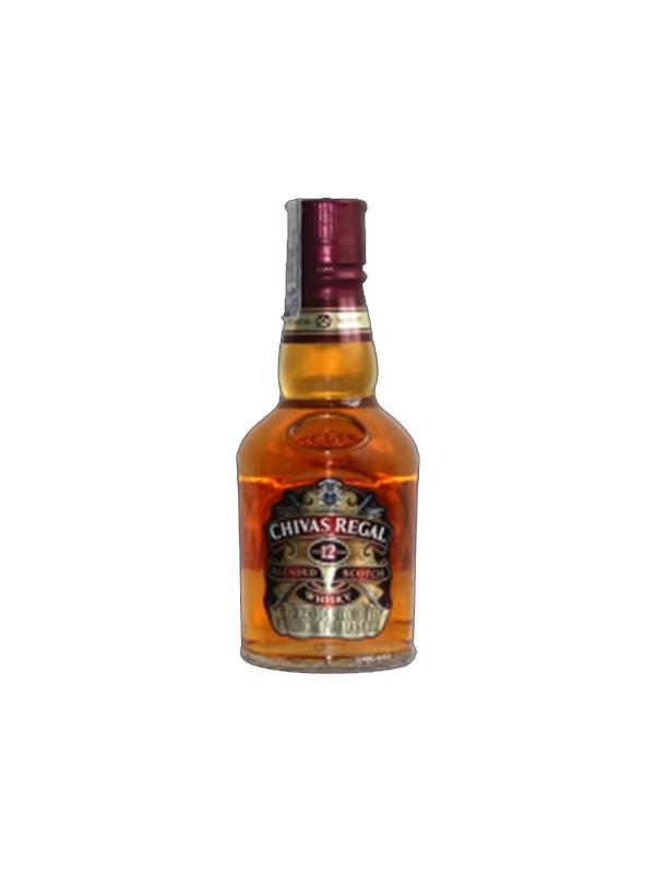 CHIVAS REGAL 12 AÑOS 0.35 L. - Scotch Whisky