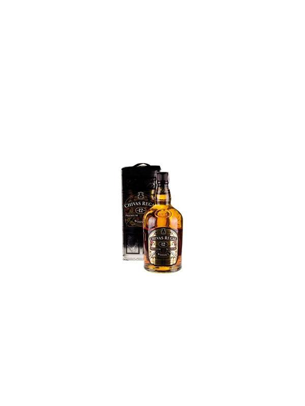 CHIVAS REGAL 12 AÑOS 2 L. - Scotch Whisky