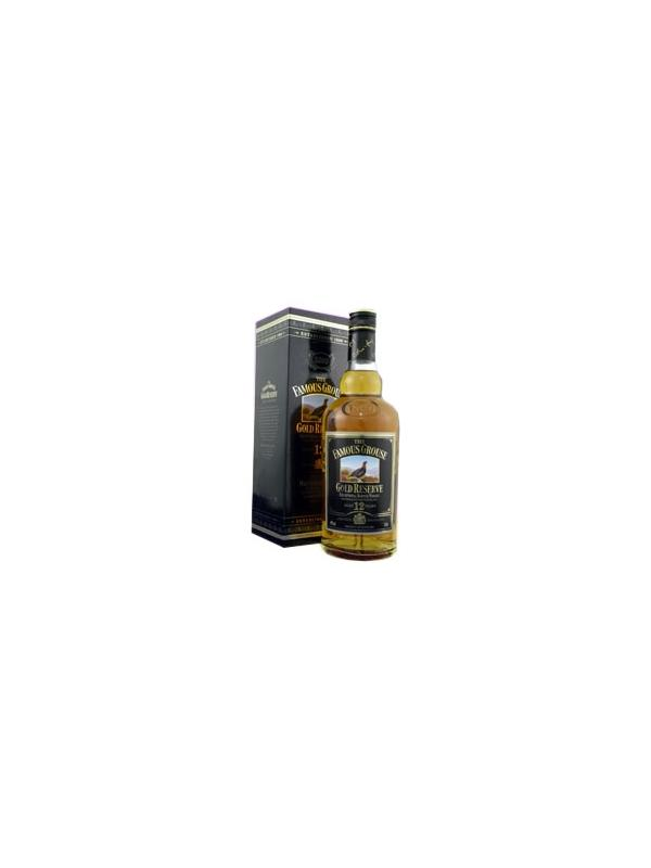 FAMOUS GROUSE GOLD RESERVE 12 AÑOS 1 L. - Scotch Whisky