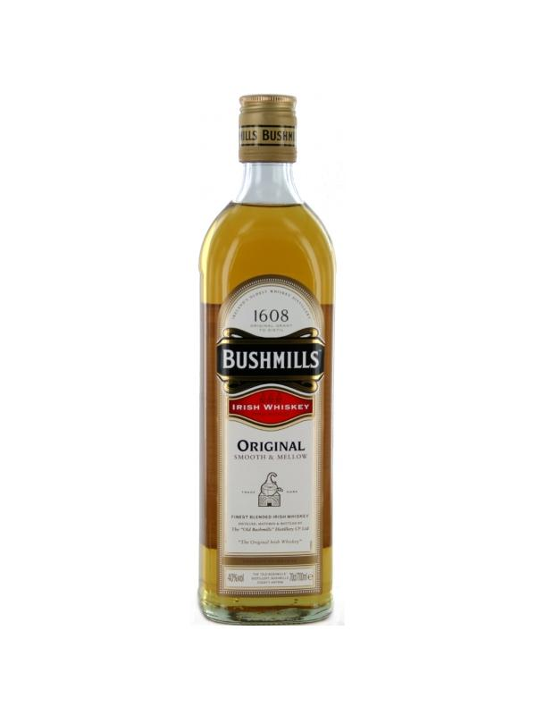 BUSHMILLS ORIGINAL 1 L. - Irish Whisky