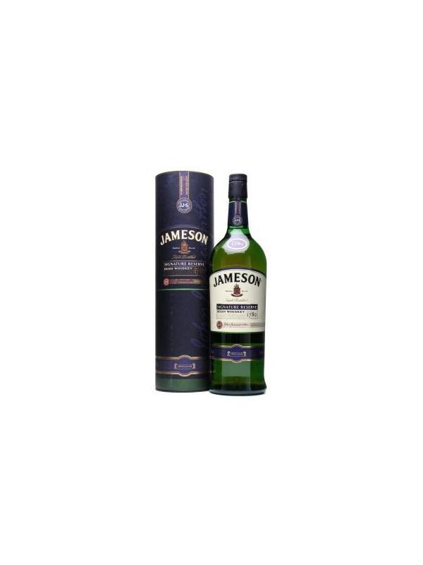 JAMESON SIGNATURE RESERVA 1L. - Irish Whisky