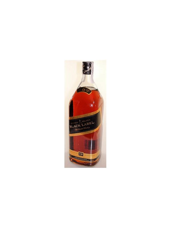 JOHNNIE WALKER E. NEGRA 4.5 L. - Scotch Whisky