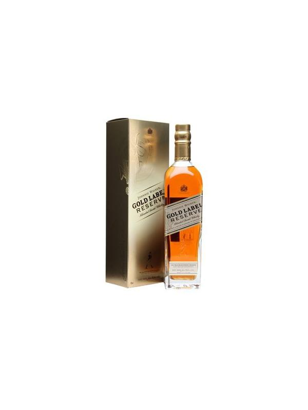 JOHNNIE WALKER GOLD LABEL RESERVE 0.70 L. - Scotch Whisky