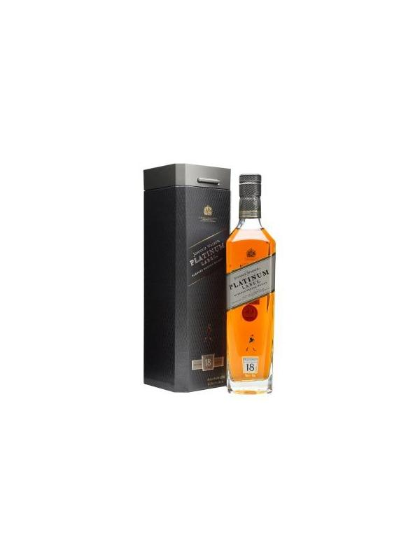 JOHNNIE WALKER PLATINUM 18 AÑOS 1 L. - Scotch Whisky