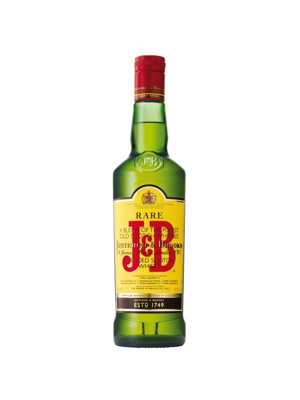 J & B 0,70 L. - Scotch Whisky