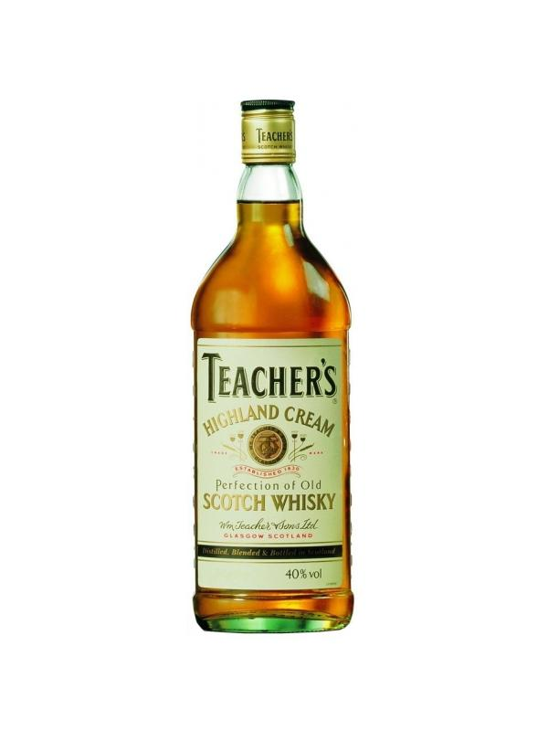 TEACHER´S 1 L. - Scotch Whisky