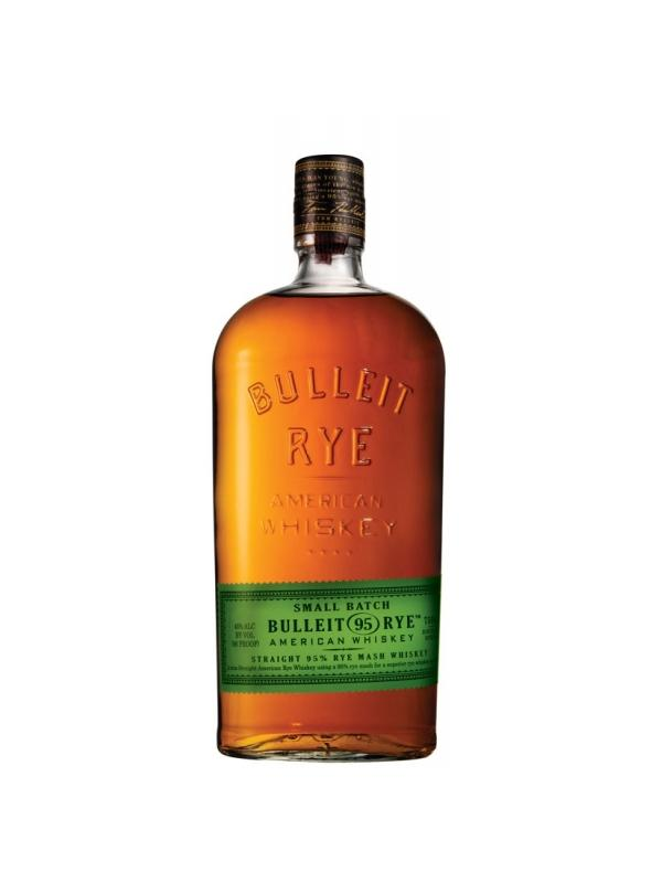 BULLEIT RYE SMALL BATCH 0.70 L. - Kentucky Whisky