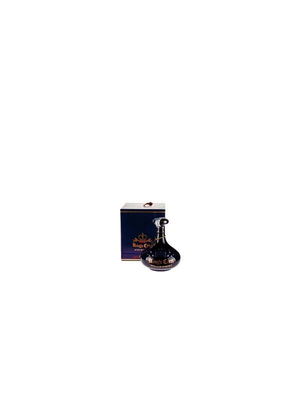 KING´S CREST 30 AÑOS PORCELANA 0,70 L. - Malt Whisky