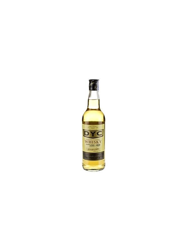 WHISKY DYC 0,70 L. - Whisky Español