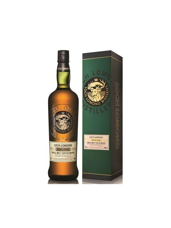 LOCH LOMOND ORIGINAL SINGLE MALT 0.70 L. - Malt Whisky
