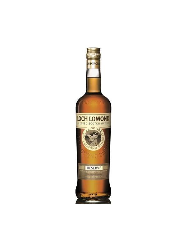 LOCH LOMOND RESERVE 0.70 L. - Malt Whisky