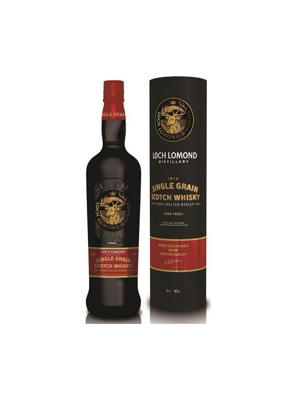 LOCH LOMOND SINGLE GRAIN 0.70 L. - Malt Whisky