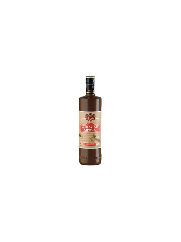 CURACAO ROJO BARDINET 0,70 L. - Licor