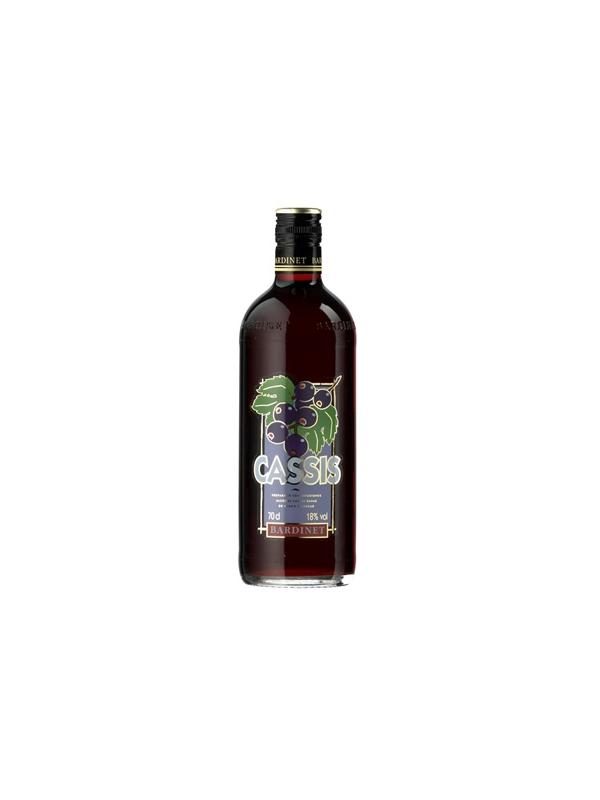 CASSIS BARDINET 0,70 L. - Licor