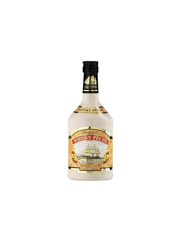 YACHTING (WHISKY + PECHE) 0,70 L. - Licor