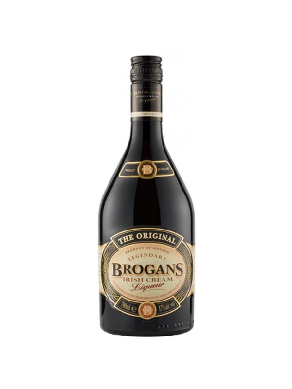 BROGANS IRISH CREAM 0.70 L. - Irish Cream
