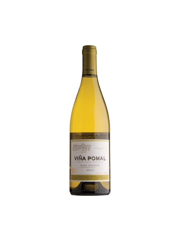 VIÑA POMAL BLANC VIURA-MALVASIA - D.O. Rioja Blanco