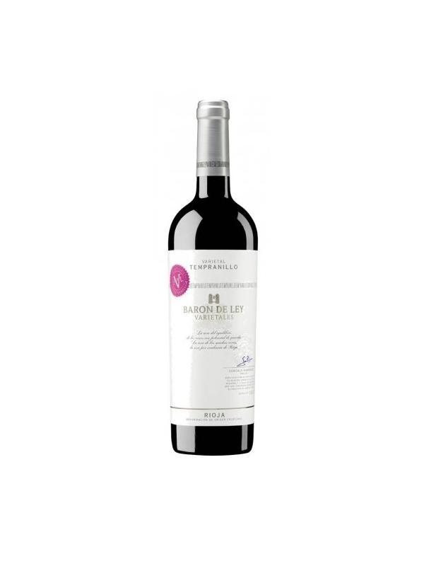 BARON DE LEY VARIETAL TEMPRANILLO - D.O. Rioja Tinto