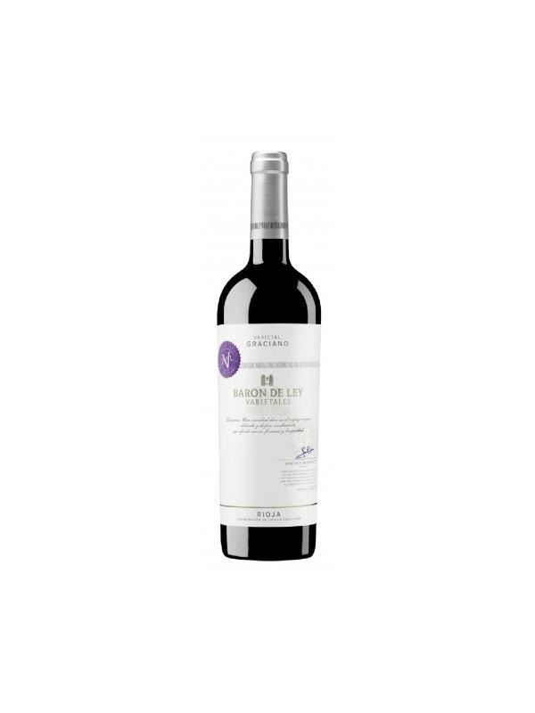 BARON DE LEY VARIETAL GRACIANO - D.O. Rioja Tinto