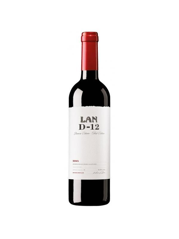 LAN D-12 SEXTA EDICION - D.O. Rioja Tinto