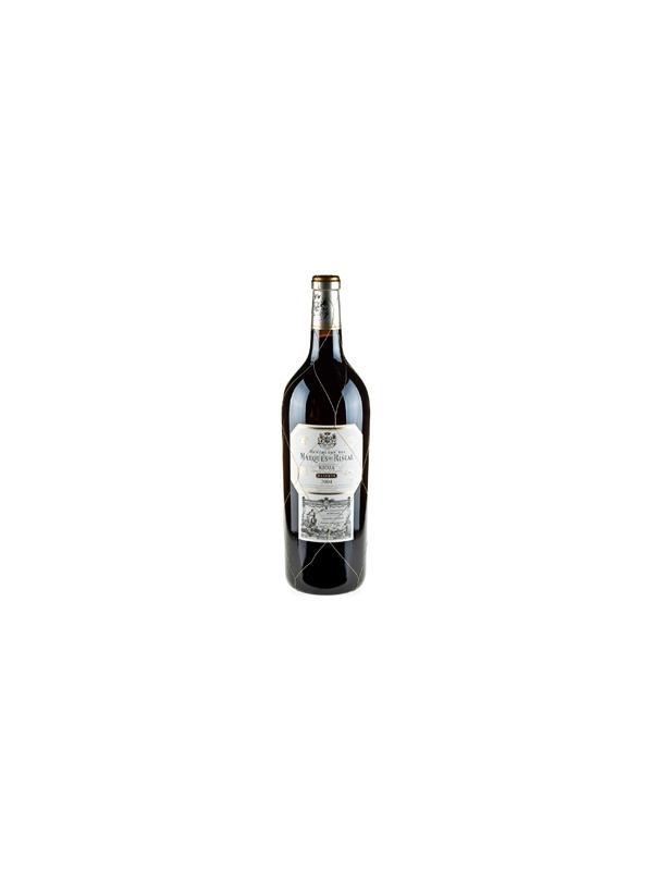 MARQUES DE RISCAL RESERVA MAGNUM 1.5 L. - D.O. Rioja Tinto