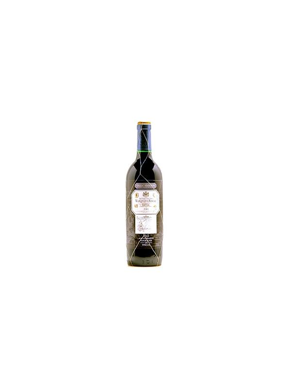 MARQUES DE RISCAL 150 ANIVERSARIO 2001 - D.O. Rioja Tinto