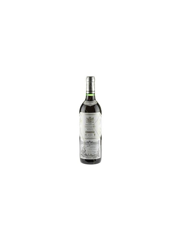 MARQUES DE RISCAL GRAN RESERVA - D.O. Rioja Tinto