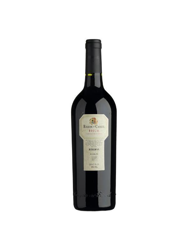BARON DE CHIREL RESERVA - D.O. Rioja Tinto