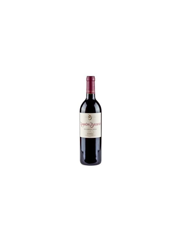 RAMON BILBAO RESERVA - D.O. Rioja Tinto
