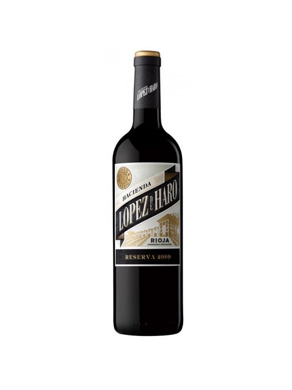 HACIENDA LOPEZ DE HARO RESERVA - D.O. Rioja