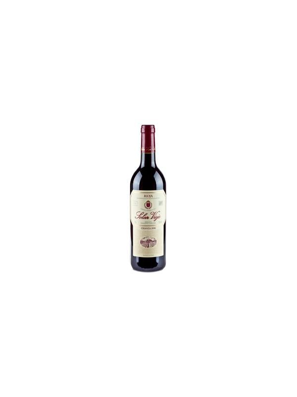 SOLAR VIEJO CRIANZA - D.O. Rioja Tinto