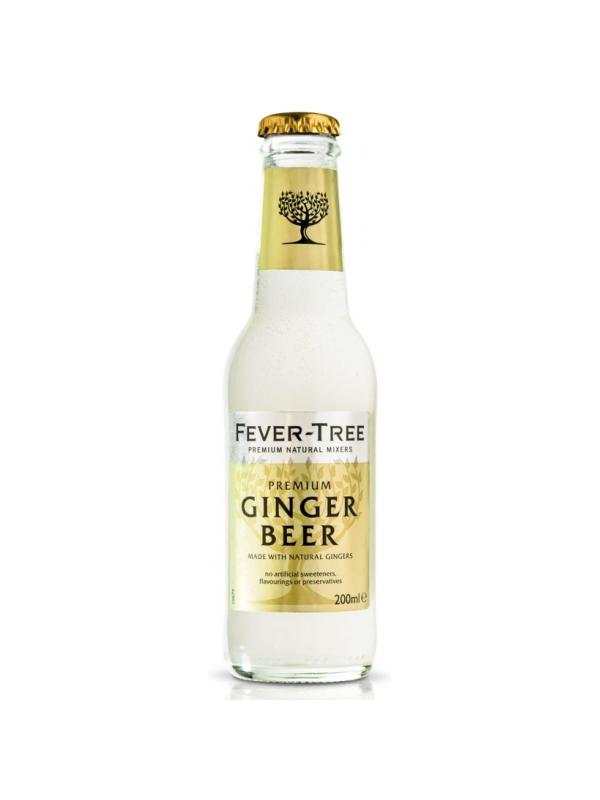 FEVER TREE GINGER BEER 0.20 L. - Ginger Beer