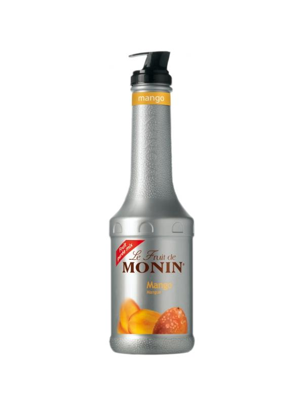 MONIN PUREE DE MANGO 1L. - Concentrado