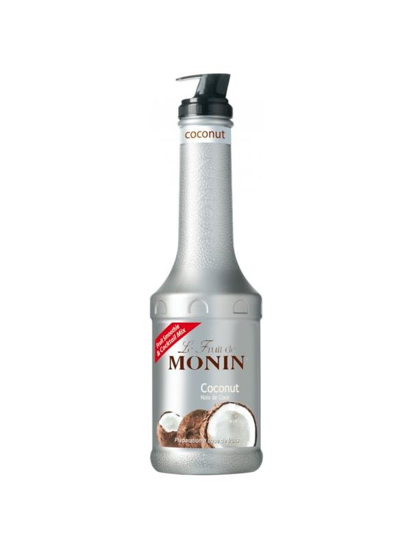 MONIN PUREE DE COCO 1L.