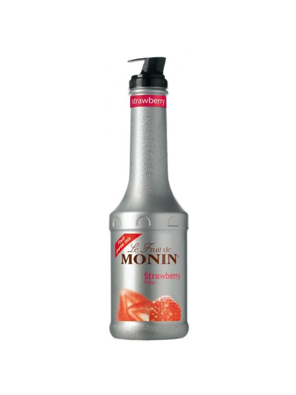 MONIN PUREE DE FRESA 1L. - Concentrado