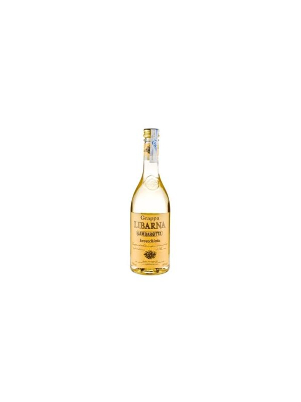 GRAPPA LIBARNA INVENCHIATTA 0,70 L. - Grappa Italiana