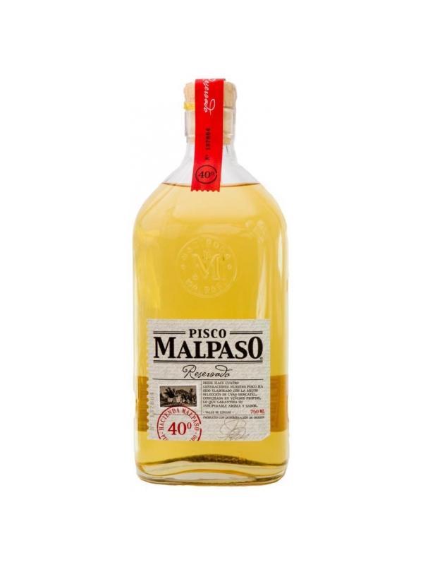 PISCO MALPASO RESERVADO 0.70 L. - Pisco de Chile