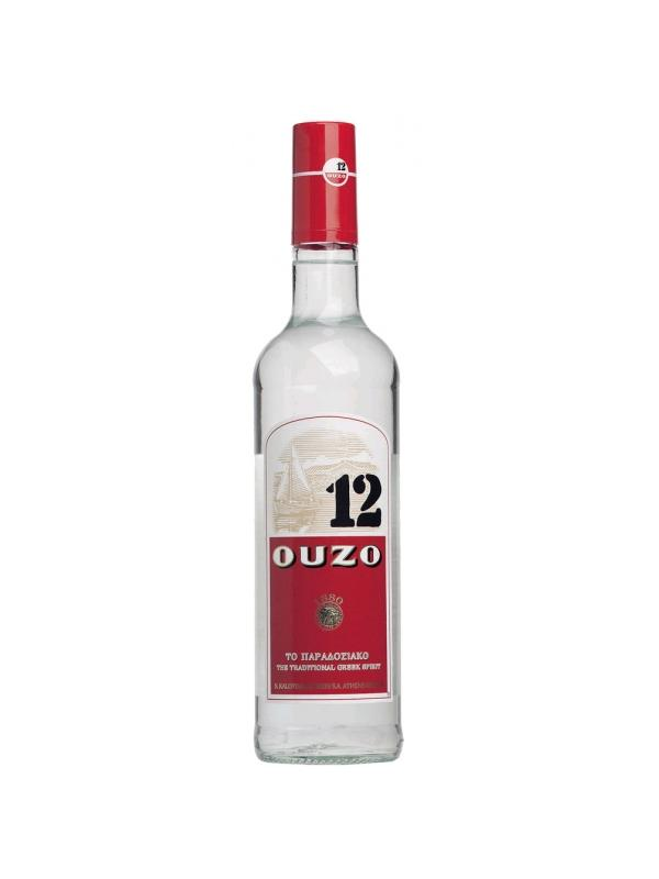 OUZO 12 1 L.