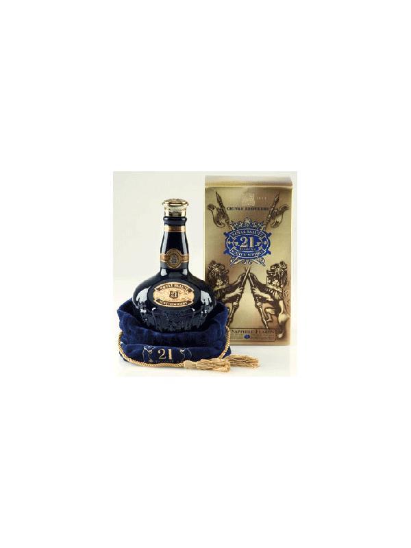 CHIVAS 21 AÑOS ROYAL SALUTE 0,70 L. - Scotch Whisky