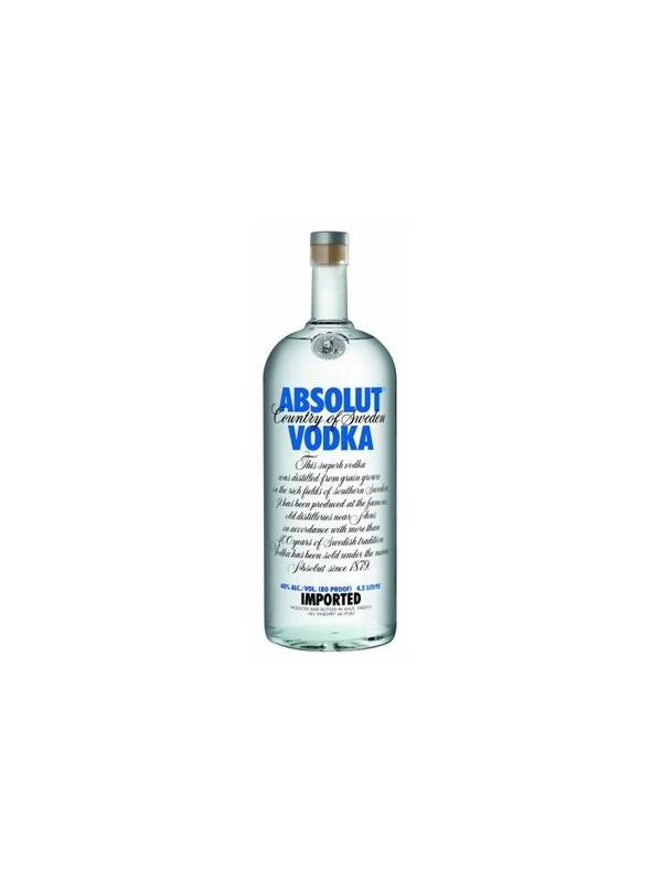VODKA ABSOLUT 4.5 L. - Vodka