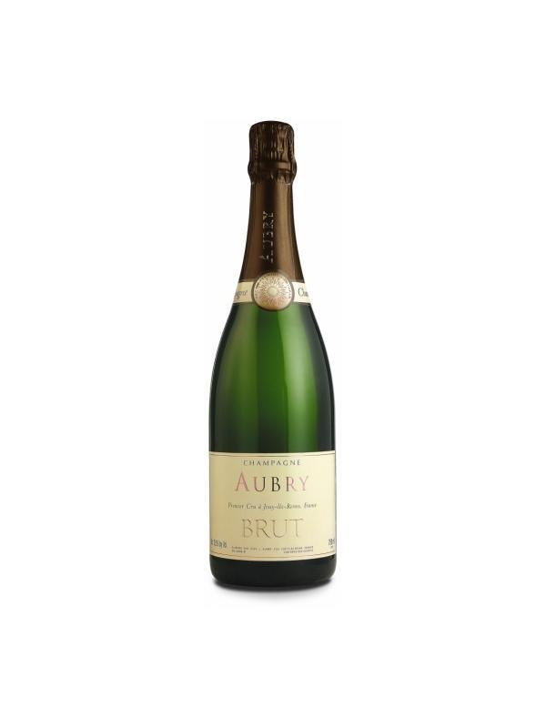 AUBRY BRUT RESERVE PREMIER CRU - ChampagneP. Burghound: 91 P. Wine Spectator: 90  Ver video de cata