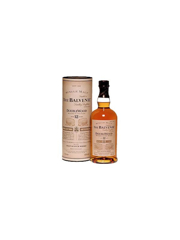BALVENIE DOUBLE WOOD 12 AÑOS 0.70 L. - Malt Whisky